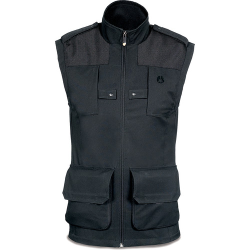 Manfrotto Lino Pro Photo Vest (Men's XXX-Large, Black)