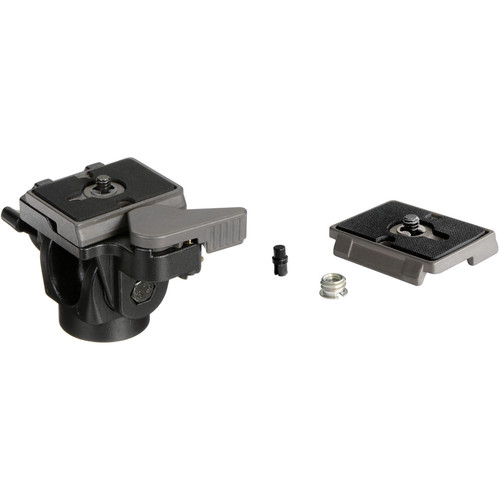 Manfrotto 234RC Tilt Head and Extra Quick Release Plate Kit