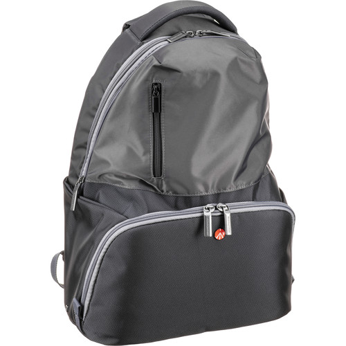 Manfrotto Adventure 1 Camera Backpack (Black)
