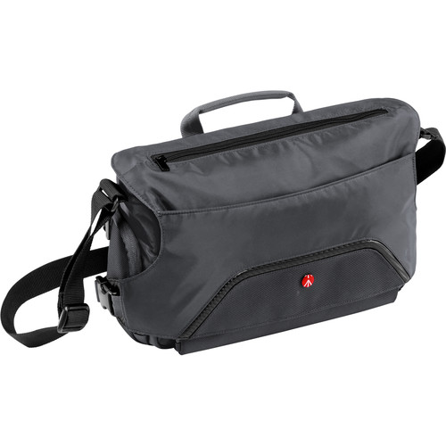 Manfrotto Small Advanced Pixi Messenger Bag (Gray)