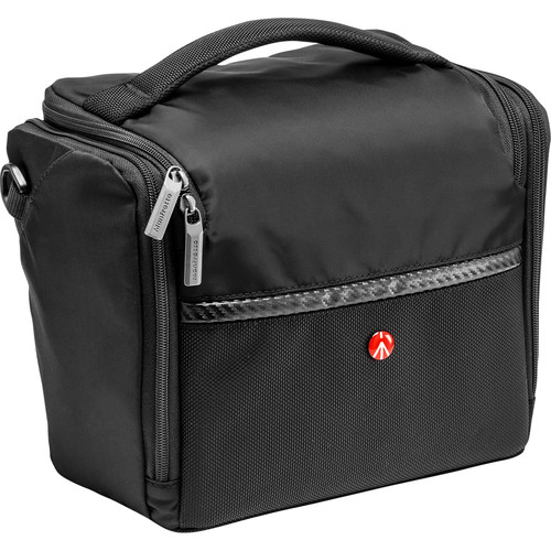 Manfrotto Advanced Camera Shoulder Bag A6 for DSLR/CSC (Black)