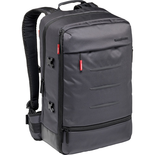 Manfrotto Lifestyle Manhattan Mover-50 Camera Backpack (Gray)