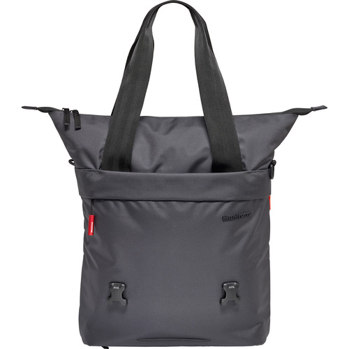 Manfrotto Manhattan Changer-20 3-Way Camera Bag (Gray)