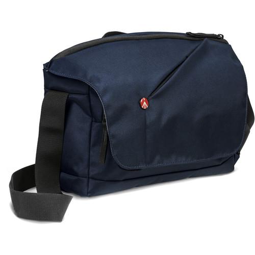 Manfrotto NX Messenger Camera Bag for CSC (Blue)