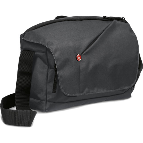 Manfrotto NX Messenger Camera Bag for CSC (Gray)