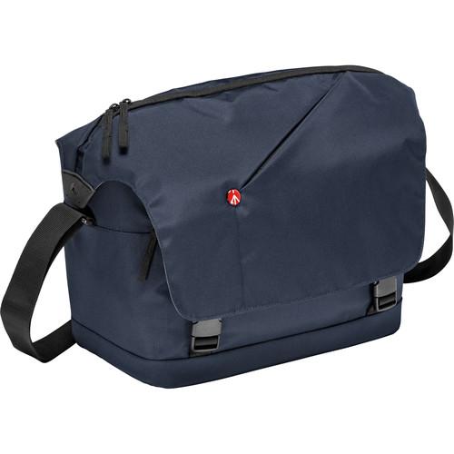 Manfrotto NX Messenger Camera Bag for DSLR/CSC (Blue)