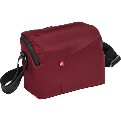 Manfrotto DSLR Shoulder Bag (Bordeaux)