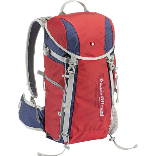 Manfrotto Off road Hiker Backpack (20L, Red)