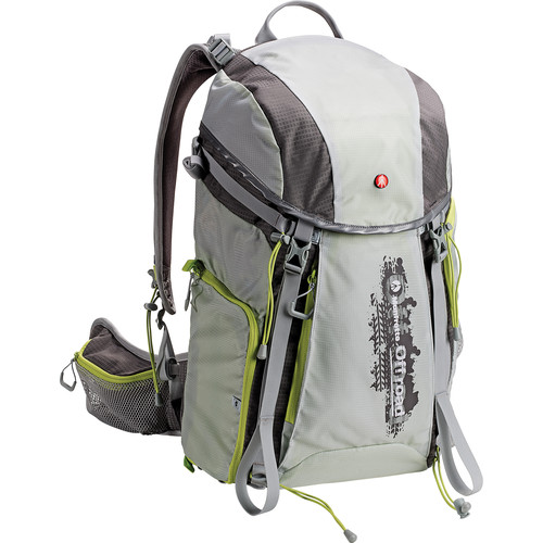 Manfrotto Off road Hiker Backpack (30L, Gray)
