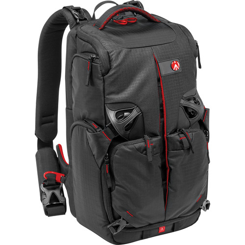 Manfrotto Pro-Light 3N1-25 Camera Backpack (Black)