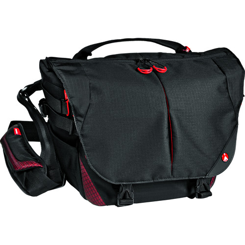 Manfrotto Pro Light Bumblebee M-10 Camera Bag (Black)