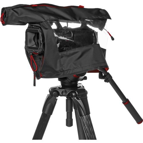 Manfrotto CRC-14 Pro Light Video Camera Raincover for Small Camcorder (Black)