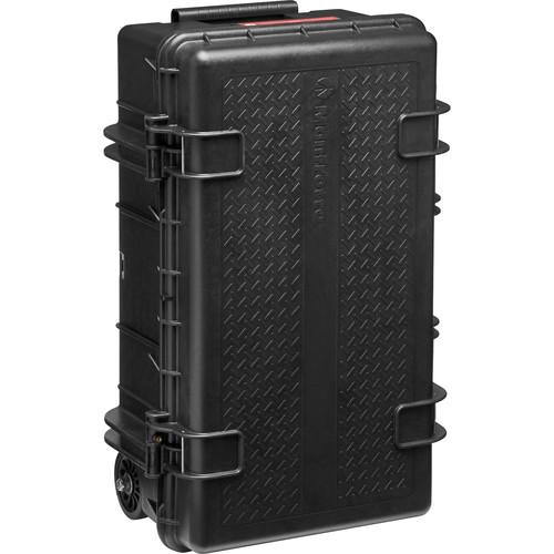 Manfrotto ProLight Reloader Tough-55 HighLid Carry-On Camera Rollerbag (Black)