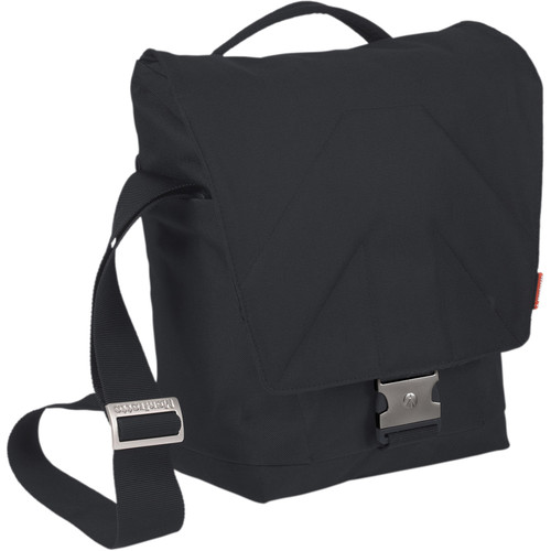 Manfrotto Allegra 10 Messenger Bag (Black)
