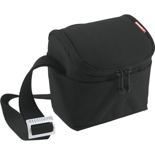 Manfrotto Amica 40 Shoulder Bag (Black)