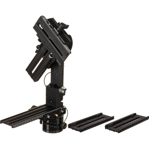Manfrotto Virtual Reality Panoramic Head with Multiple Sliding Plates