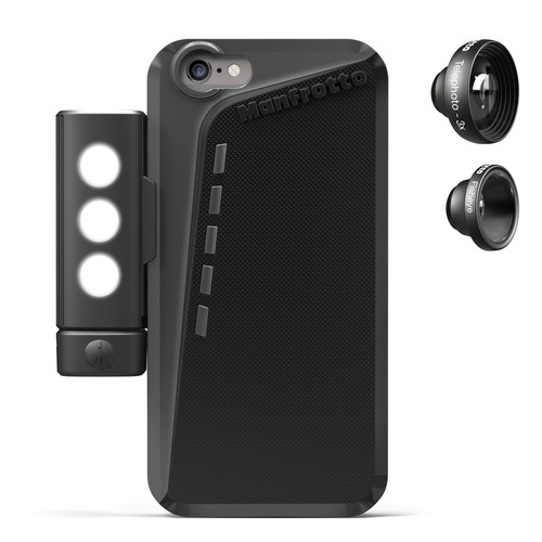 Manfrotto KLYP+ Deluxe Photo Bundle for iPhone 6 Plus