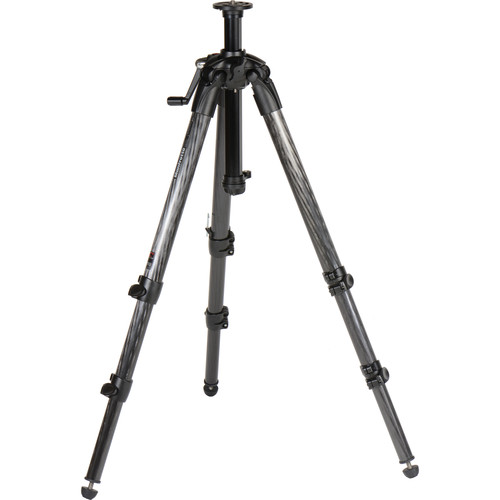 Manfrotto MT057C3-G 057 Carbon Fiber Tripod with RC4 057 Magnesium Ball Head