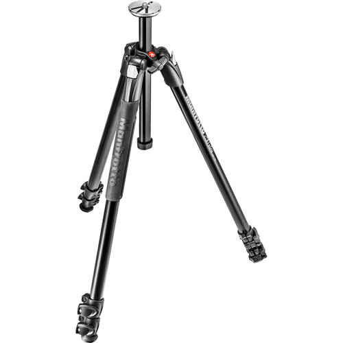 Manfrotto MT290XTA3US 290 Xtra Aluminum Tripod with 494 Mini Ball Head Kit