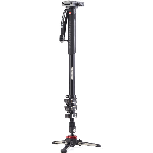 Manfrotto MVMXPROA4577US Aluminum XPRO Video Monopod
