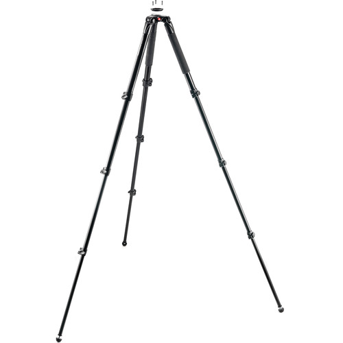Manfrotto MVT535AQ Aluminum 75mm Bowl Tripod and MVH502A Pro Video Head Kit