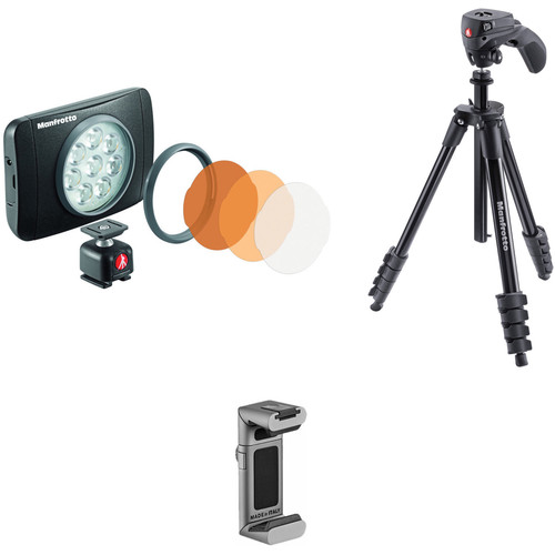 Manfrotto Smartphone Photography Kit