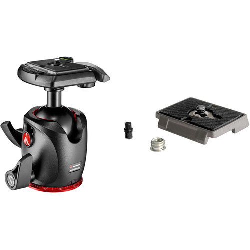 Manfrotto XPRO Magnesium Ball Head Kit with 200PL-14 and 200PL Quick Release Plates