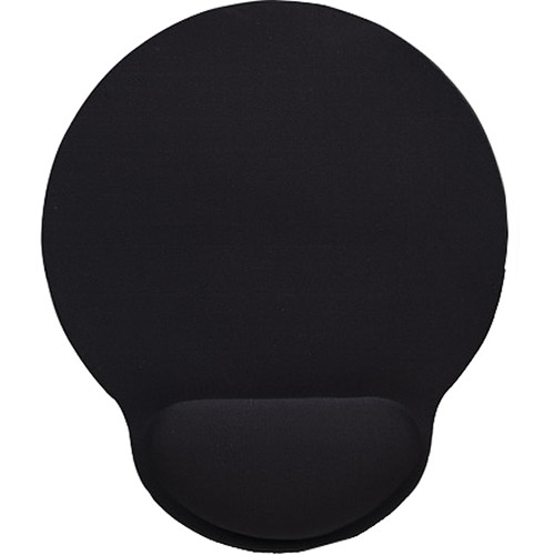 Manhattan Wrist-Rest Mouse Pad (Black)