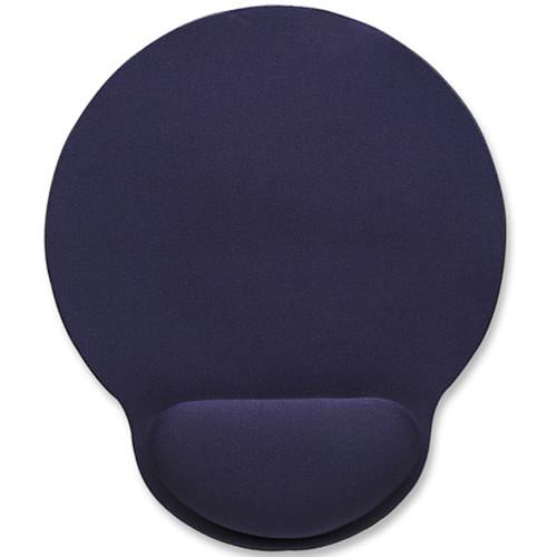 Manhattan Wrist-Rest Mouse Pad (Blue)