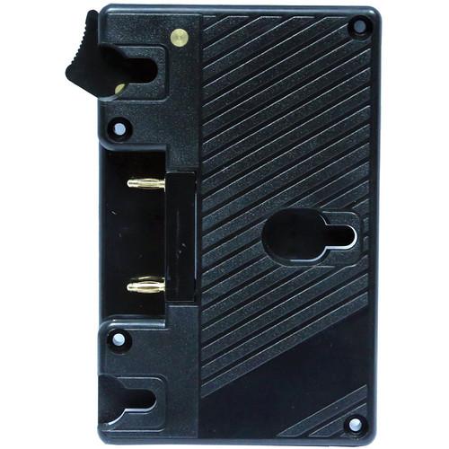 "Manios Digital & Film Snap-On Anton Bauer Battery Adapter for 7"" Field Monitor (Requires NXTBK01 Neutral Bracket)"
