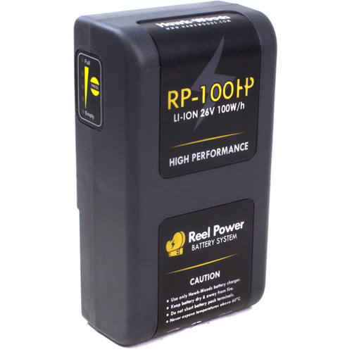 Hawk-Woods Reel Power H-Series Li-Ion 26V Camera Battery (100Wh)