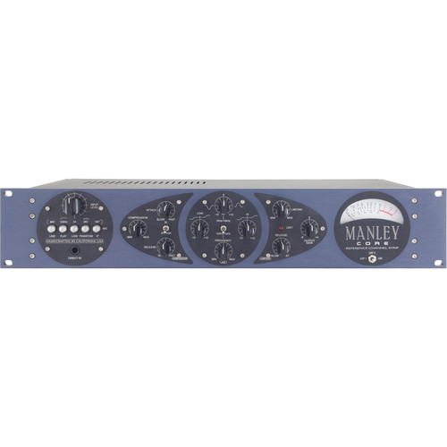 Manley Labs CORE Tube Reference Channel Strip