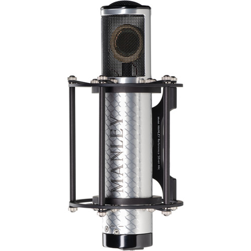 Manley Labs Reference Silver Tube Microphone