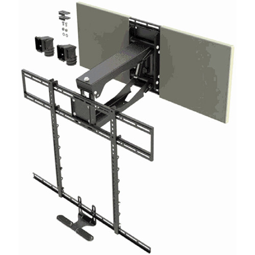 "Mantelmount MM700 Full-Motion Mount for 45 to 90"" Displays"