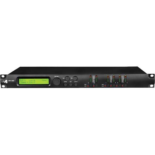Marani DPA240A 2 x 4 Input / Output Speaker Management System