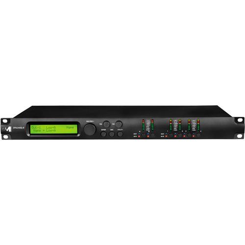 Marani DPA2448QR 2 x 4 Input / Output Speaker Processor