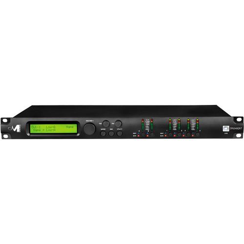 Marani DPA2448QR/T 2 x 4 Input / Output Speaker Processor