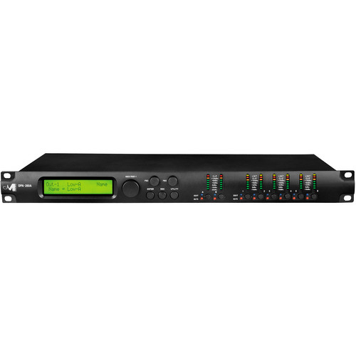 Marani DPA260A 2 x 6 Input / Output Speaker Management System