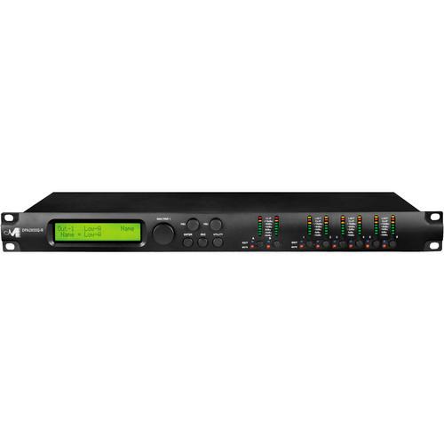 Marani DPA2655Q-R 2 x 6 Input / Output Speaker Processor