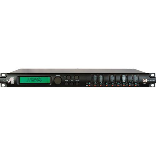 Marani DPA3655QR-T 3 x 6 Input / Output Speaker Processor