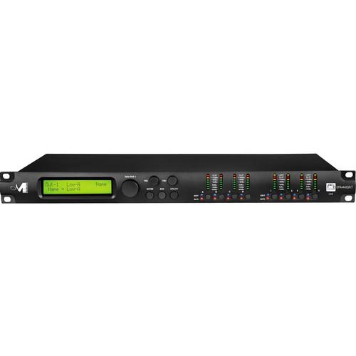 Marani DPA4448QR-T 4 x 4 Input / Output Speaker Processor