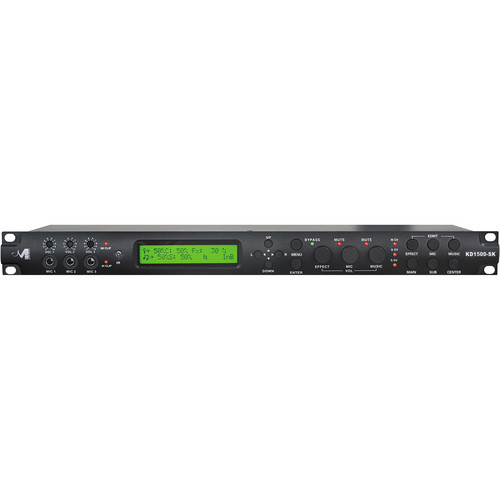 Marani KD1500-SK Digital Karaoke Processor