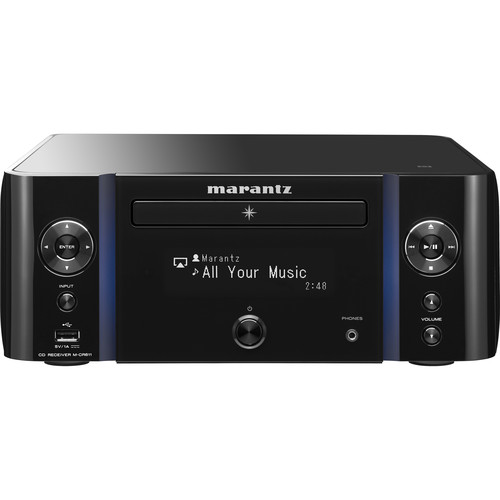 Marantz M-CR611 120W Network CD Receiver