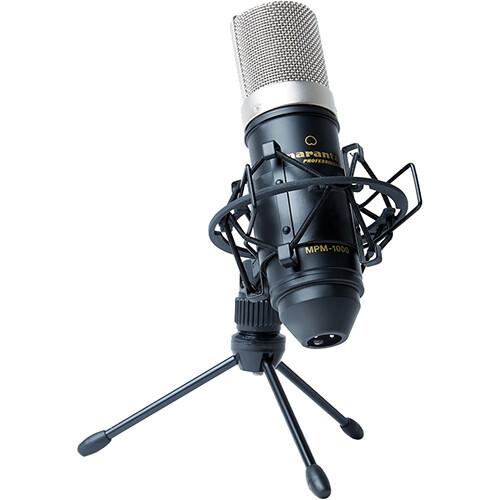 Marantz Professional MPM-1000 Large-Diaphragm Condenser Microphone