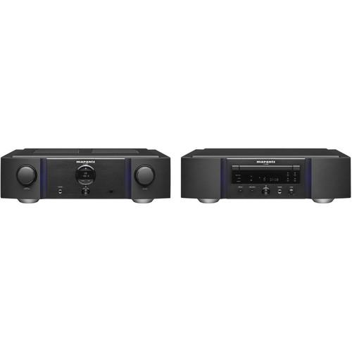 Marantz PM-KI Ruby Integrated Amplifier and SACD Player Kit