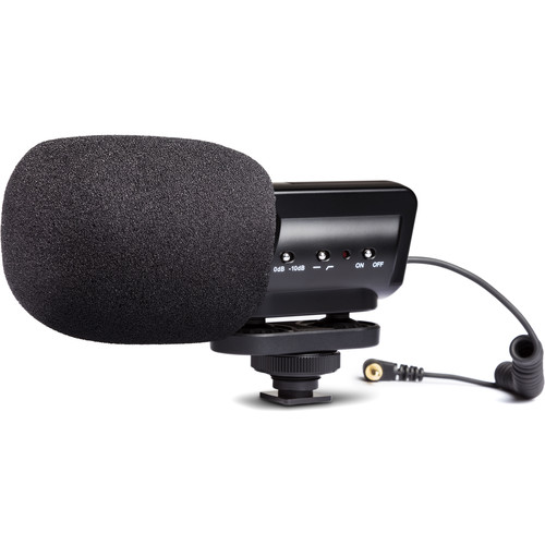 Marantz Audio Scope SB-C2 X/Y Stereo Condenser Microphone for DSLR Cameras (50 Hz - 18 kHz)