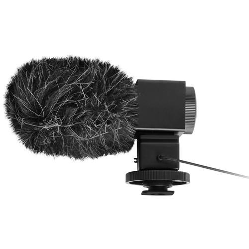 Marantz Professional Audio Scope SB-C X/Y Stereo Condenser Microphone for DSLR Cameras (30 Hz - 16 kHz)