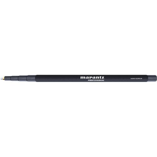 Marantz Professional B9 Aluminum 4-Section Boompole (9')