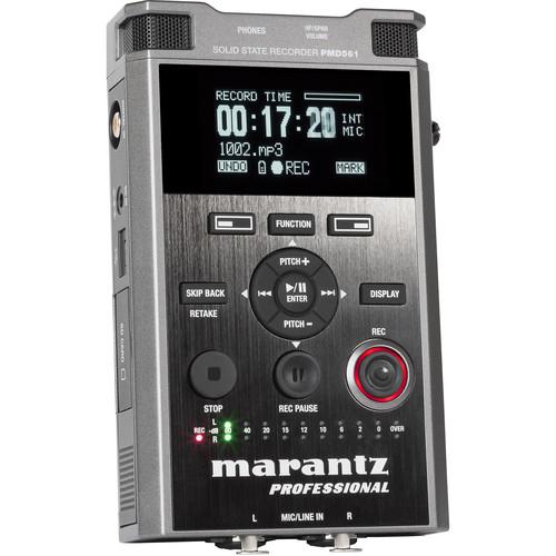 Marantz Professional PMD561 Professional Portable Audio Recorder