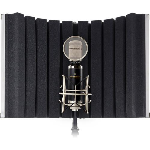 Marantz Professional Sound Shield Compact Folding Vocal Reflection Filter